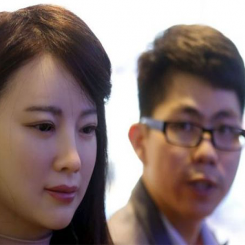Китаец женился на роботе-женщине под управлением ИИ