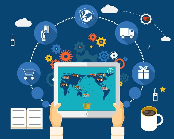 Маркетплейс приложение для рынка дистрибуции